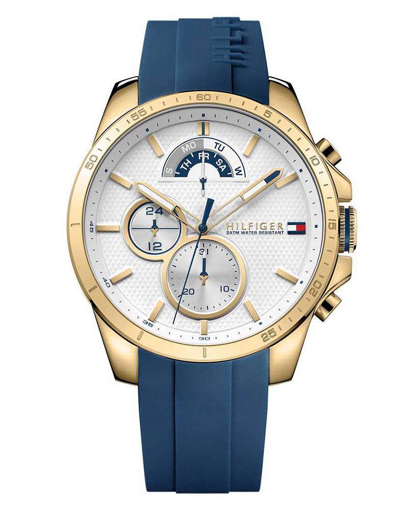 Ρολόι TOMMY HILFIGER Decker 1791353   brands tommy hilfiger