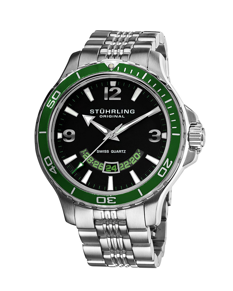 Ρολόι STUHRLING Pioneer 270B.33115   brands stuhrling