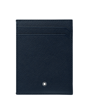 17a1570681 Montblanc Θήκη καρτών 116342 Sartorial Pocket 4cc with ID