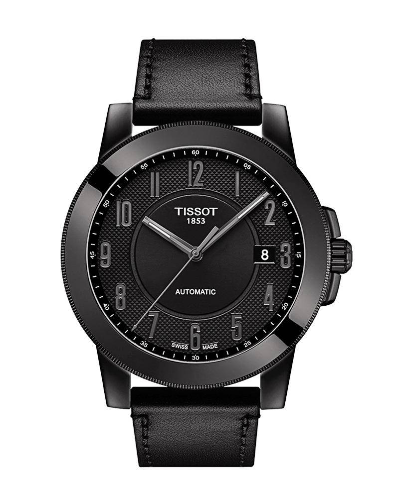 Ρολόι TISSOT T-Sport Gentleman Automatic Black T0984073605200   brands tissot