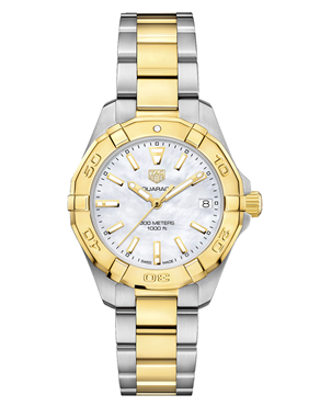 Ρολόι Tag Heuer Aquaracer ladies WBD1320.BB0320