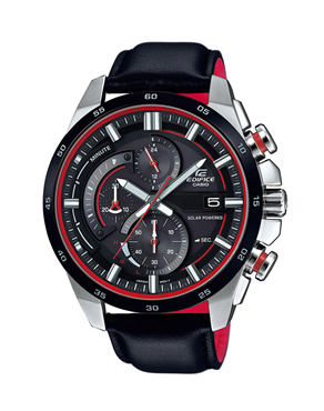 Ρολόι CASIO Edifice EQS-600BL-1AUEF