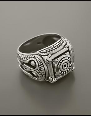 Δαχτυλίδι ανδρικό ασημένιο 925 82985dc096a