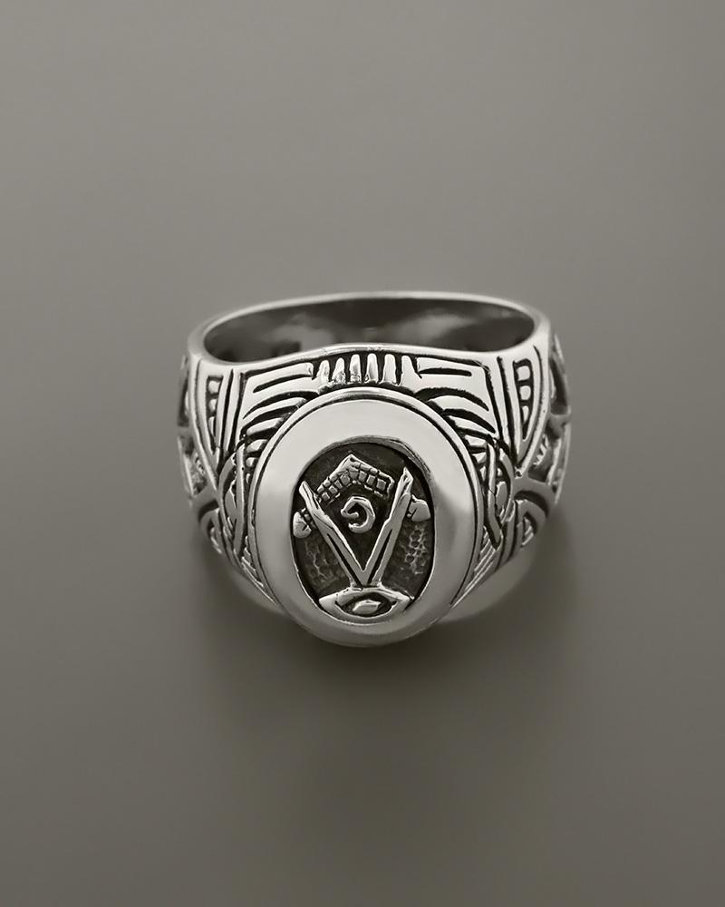 Δαχτυλίδι ανδρικό ασημένιο 925   ανδρασ δαχτυλίδια ανδρικά