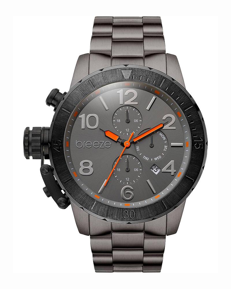Ρολόι BREEZE Hyperion Dual Time 810702.6   brands breeze