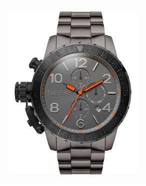 Ρολόι BREEZE Hyperion Dual Time 810702.6