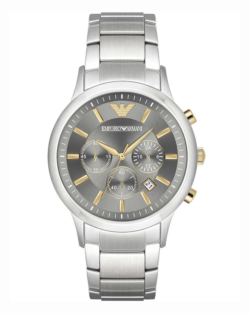 Ρολόι Emporio Armani Renato Chronograph AR11047   brands emporio armani