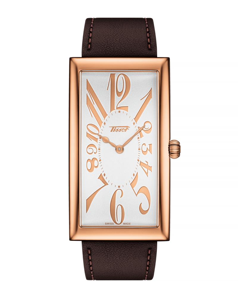 Ρολόι TISSOT HERITAGE BANANA CENTENARY T117.509.36.032.00   brands tissot ladies