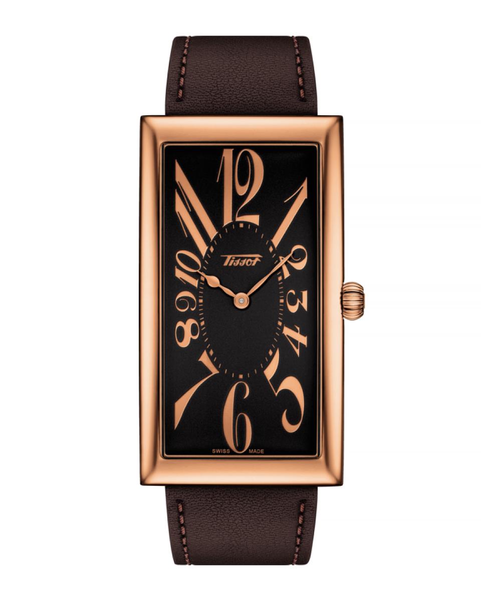 Ρολόι TISSOT HERITAGE BANANA CENTENARY T117.509.36.052.00   brands tissot ladies