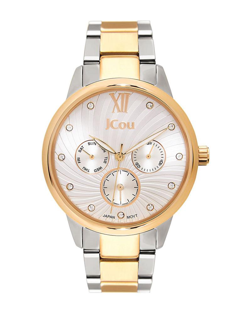 Ρολόι Jcou Galaxy Crystals JU17029-5   ρολογια jcou
