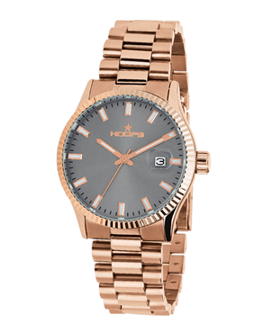Ρολοι HOOPS Luxury Rose Gold 2590LG03