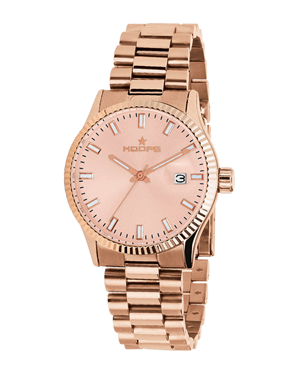 Ρολοι HOOPS Luxury Rose Gold 2590LG05