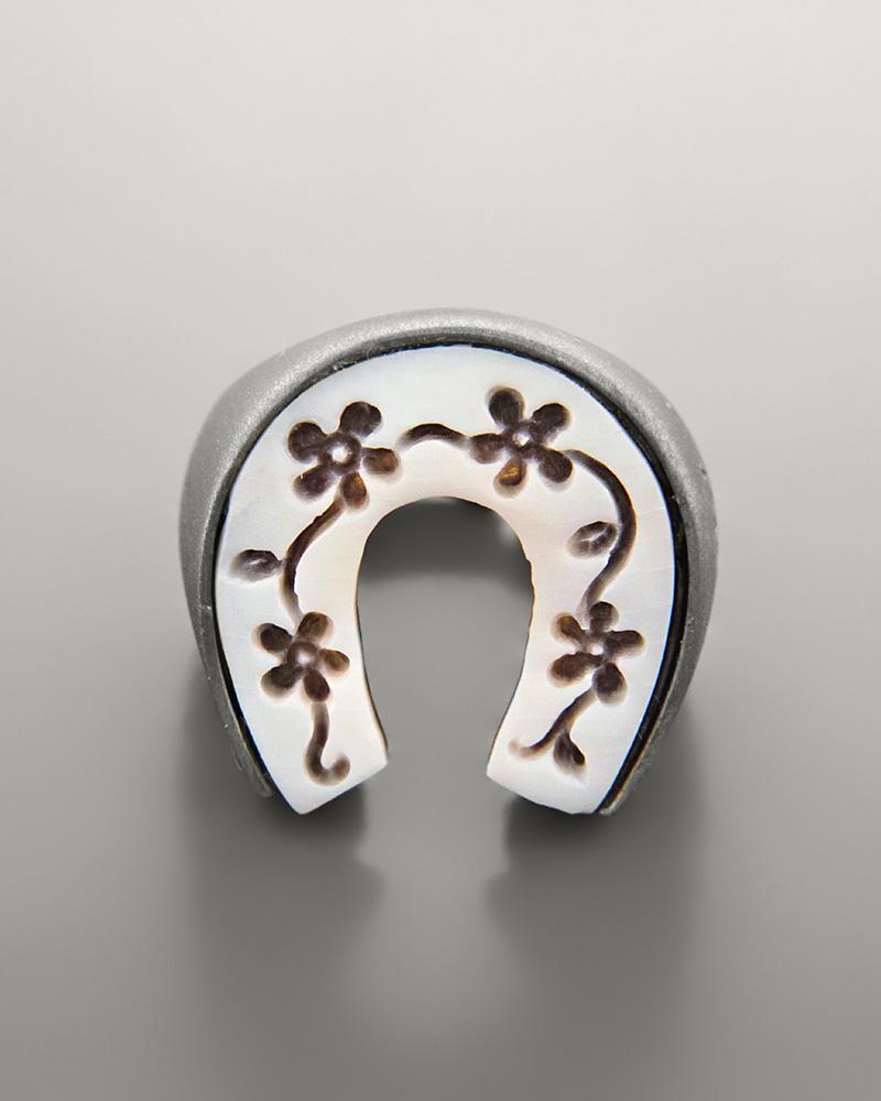Δαχτυλίδι ασημένιο με Cameo   κοσμηματα δαχτυλίδια δαχτυλίδια ανδρικά