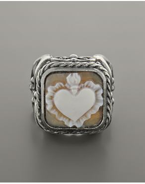 Δαχτυλίδι ασημένιο με Cameo e499e592bac