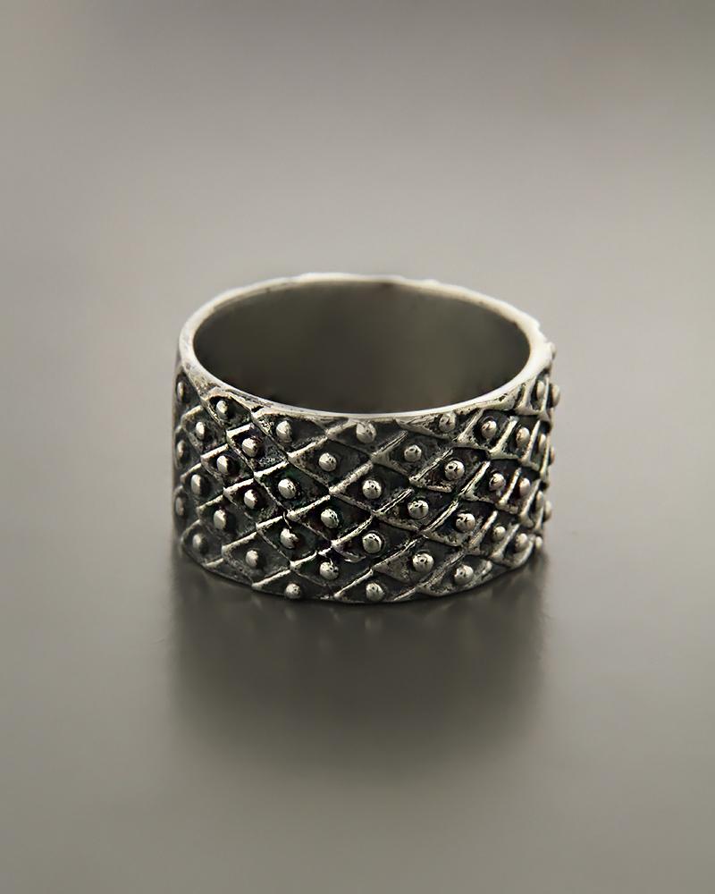 Δαχτυλίδι ανδρικό μοντέρνο ασημένιο 925   νεεσ αφιξεισ κοσμήματα ανδρικά