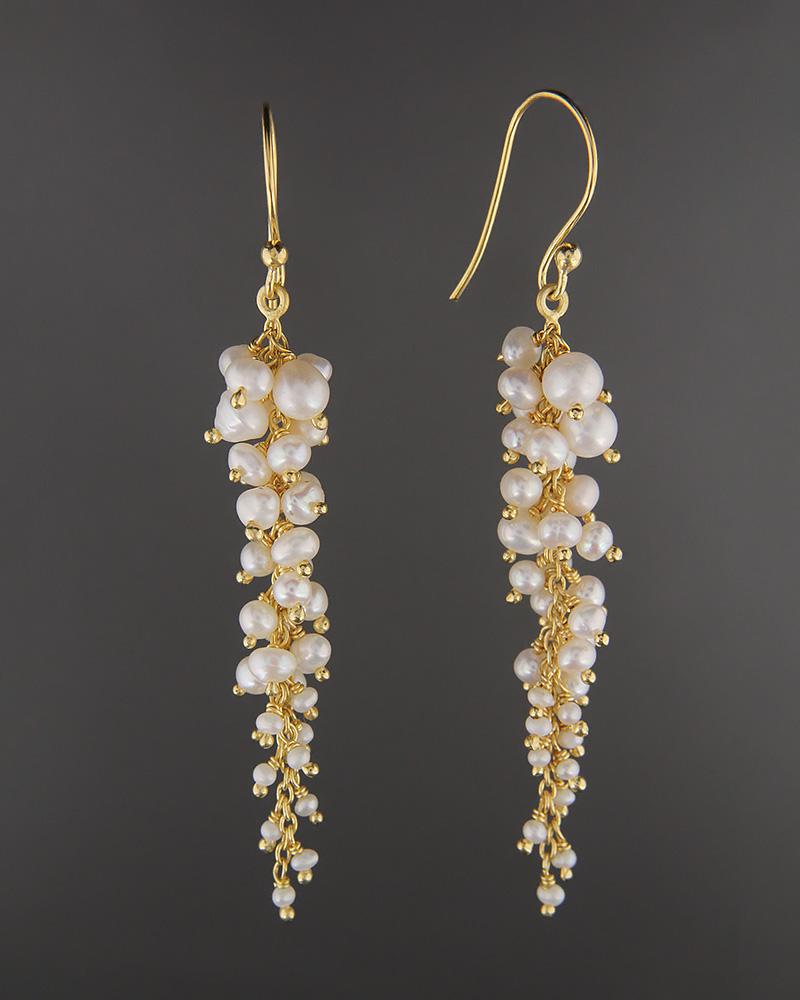 Σκουλαρίκια ασημένια 925 με Μαργαριτάρια   γυναικα σκουλαρίκια σκουλαρίκια ασημένια