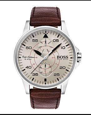 Ρολόι Hugo Boss Pilet Edition 1513516 8a6903342ff