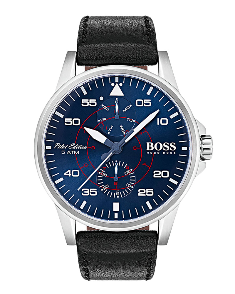 Ρολόι Hugo Boss Pilet Edition 1513515   brands boss ρολόγια boss