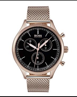 Ρολόι BOSS Black Line Chronograph Rose Gold Stainless 1513548 46afbf9b609