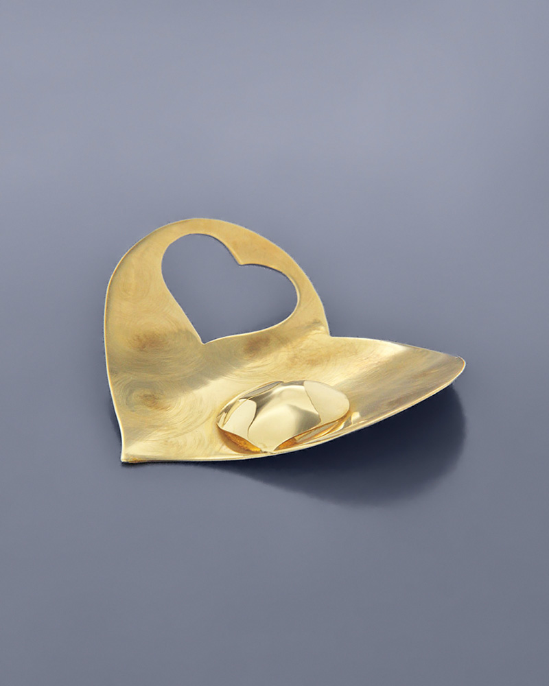 Μενταγιόν καρδιά χρυσό Κ14   κοσμηματα κρεμαστά κολιέ κρεμαστά κολιέ καρδιές