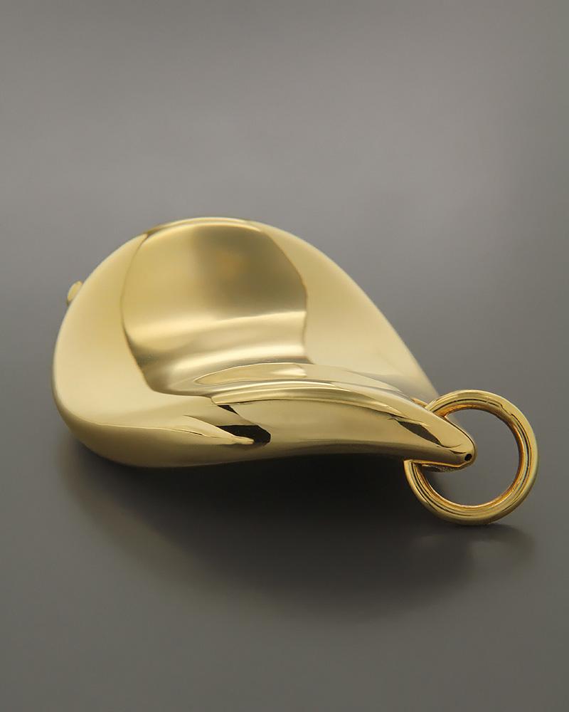 Μενταγιόν χρυσό Κ18   γυναικα κρεμαστά κολιέ κρεμαστά κολιέ χρυσά