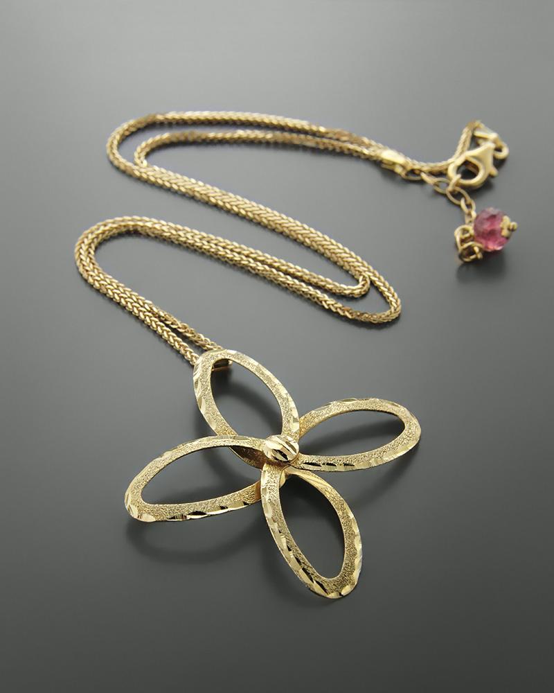 Κολιέ σταυρός χρυσό Κ18   γυναικα σταυροί σταυροί χρυσοί