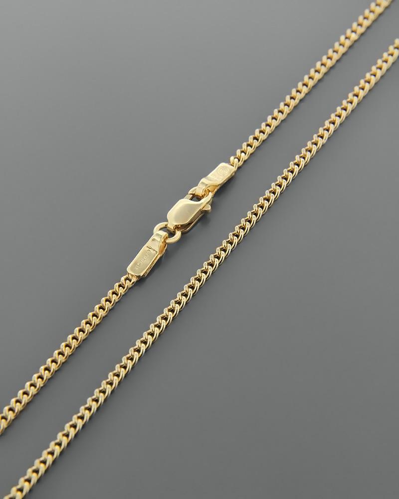ΚΑΔΕΝΑ 55cm ΚΙΤΡΙΝΗ   παιδι αλυσίδες λαιμού αλυσίδες χρυσές