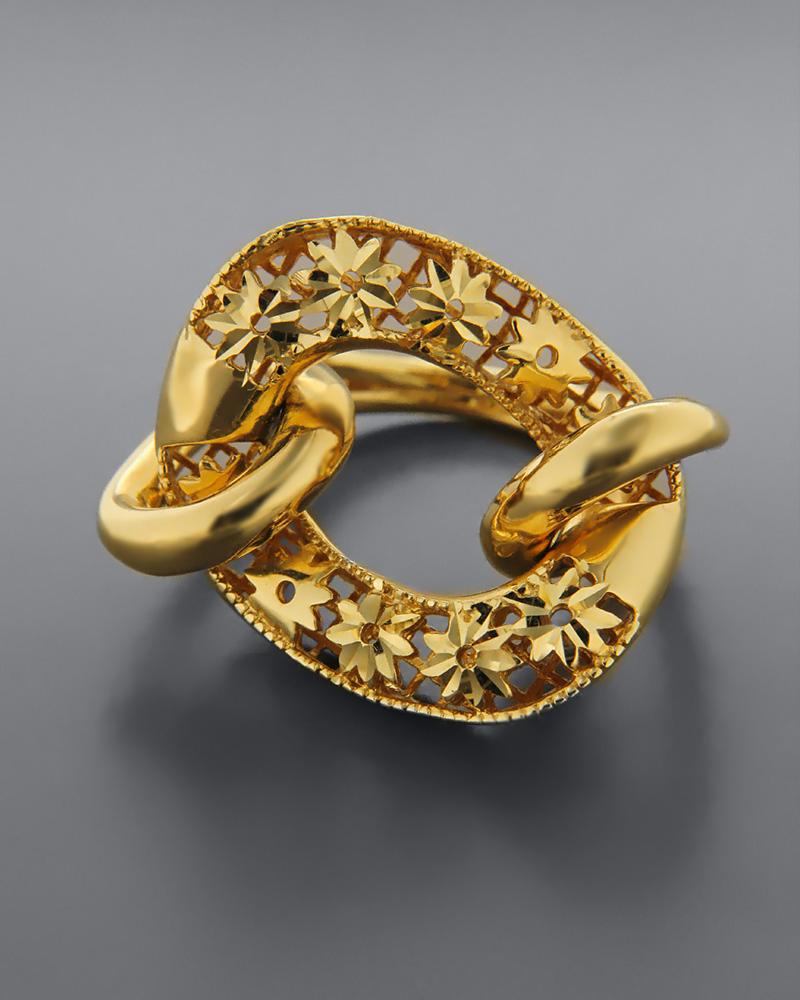 Δαχτυλίδι χρυσό Κ14   κοσμηματα δαχτυλίδια δαχτυλίδια fashion