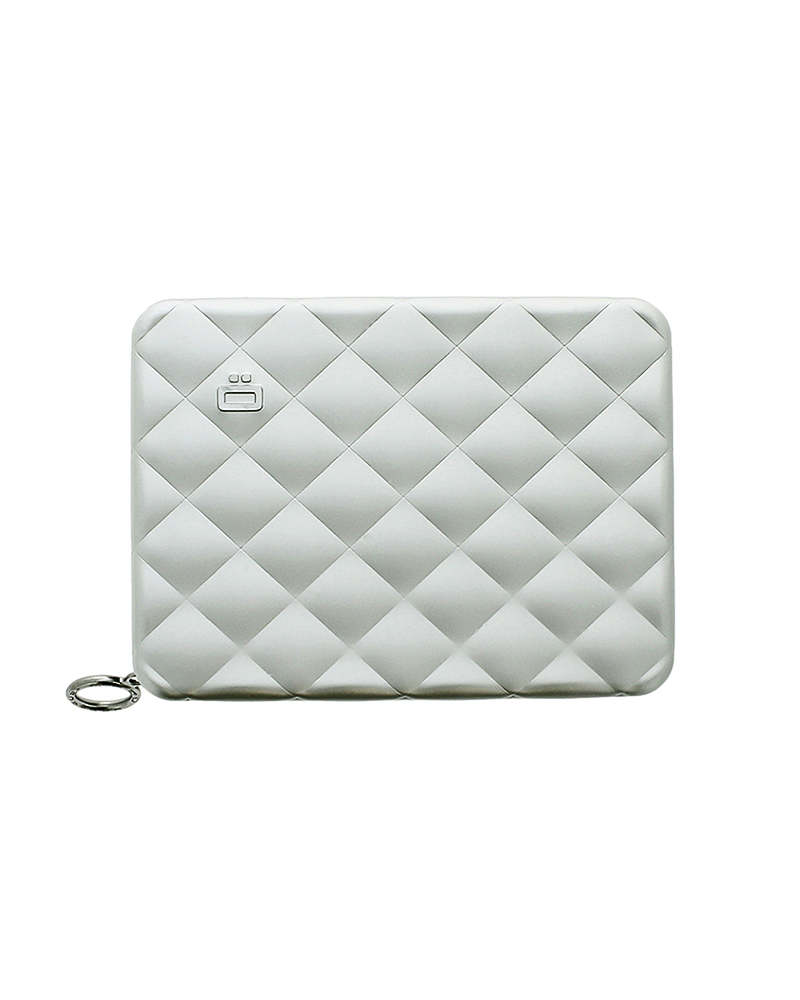 Ogon Πορτοφόλι Quilted passport aluminium Wallet 3760127770961   brands ogon