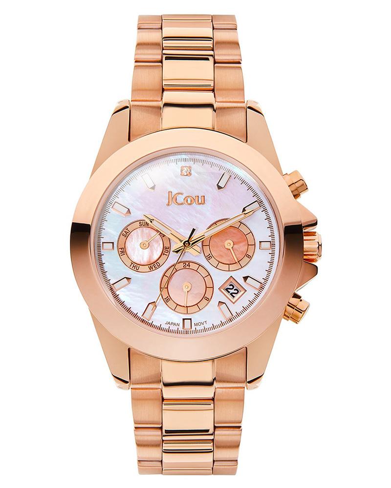Ρολόι JCOU JU17055-5   brands jcou