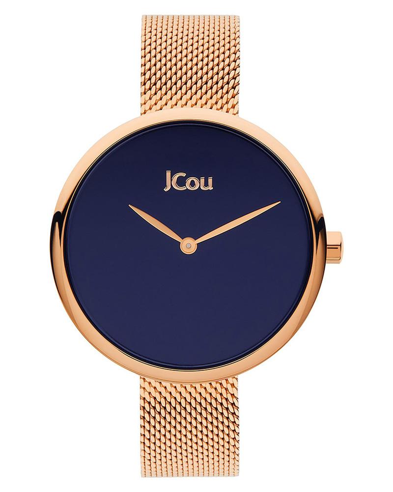 Ρολόι JCOU Luna Rose Gold JU17115-3   brands jcou