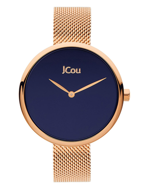 Ρολόι JCOU Luna Rose Gold JU17115-3