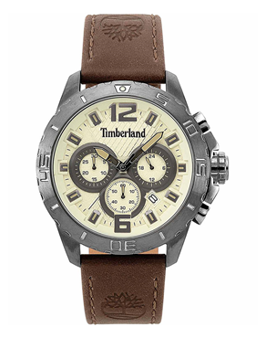Ρολόι TIMBERLAND Harriston Chronograph Brown 15356JSU/07
