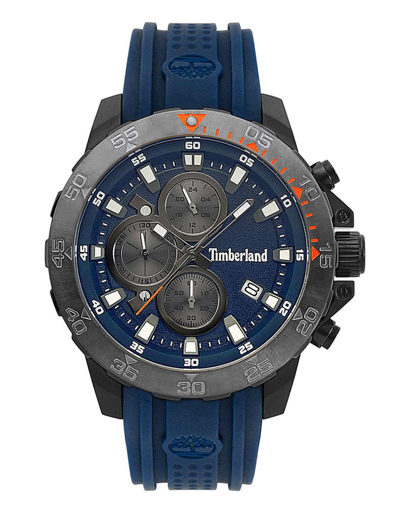 Ρολόι TIMBERLAND Westerdale Chronograph Blue 15360JSBU/03P   brands timberland