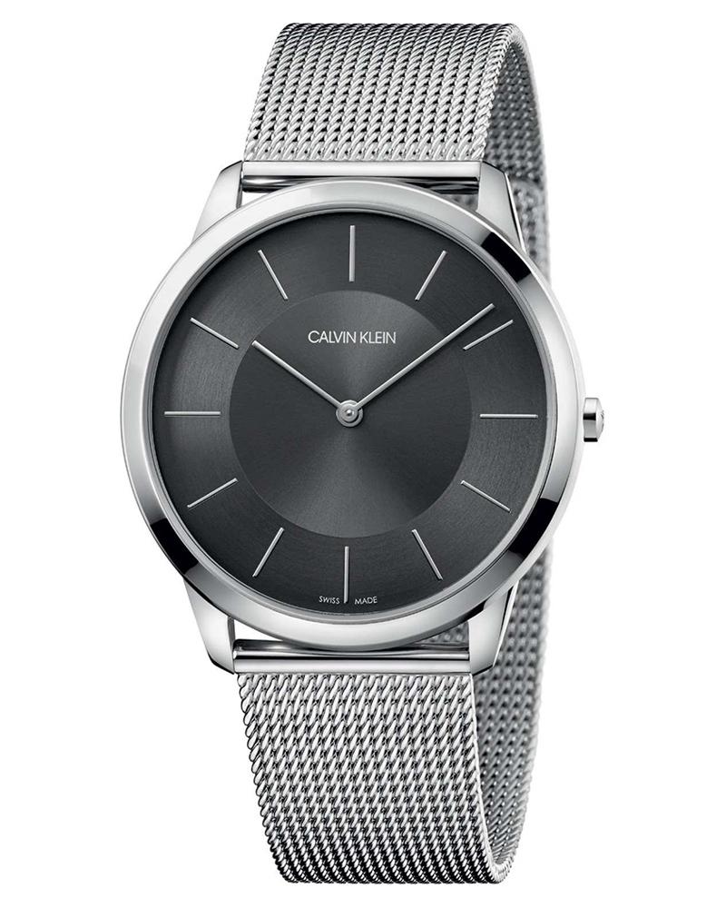 Ρολόι Calvin KLEIN Minimal Silver Stainless K3M2T124   brands calvin klein