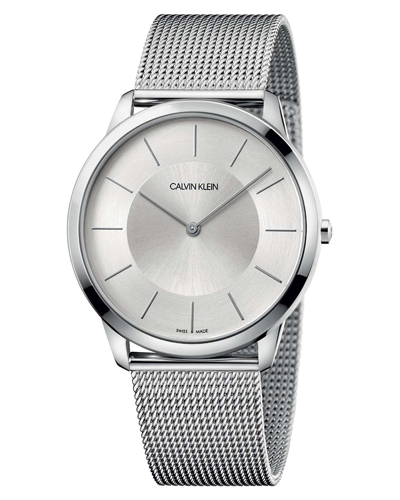 Ρολόι Calvin KLEIN Minimal Silver Stainless K3M2T126   brands calvin klein