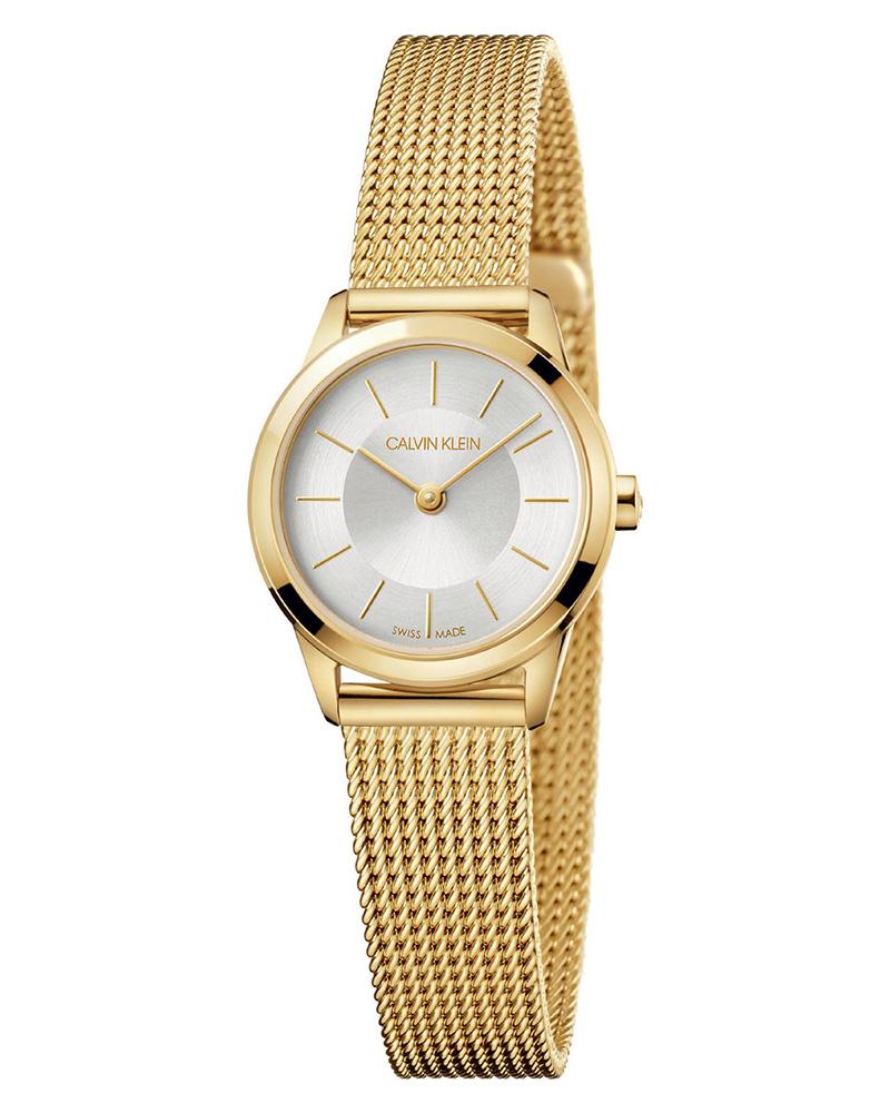 Ρολόι Calvin KLEIN Minimal Gold Stainless K3M23526   brands calvin klein
