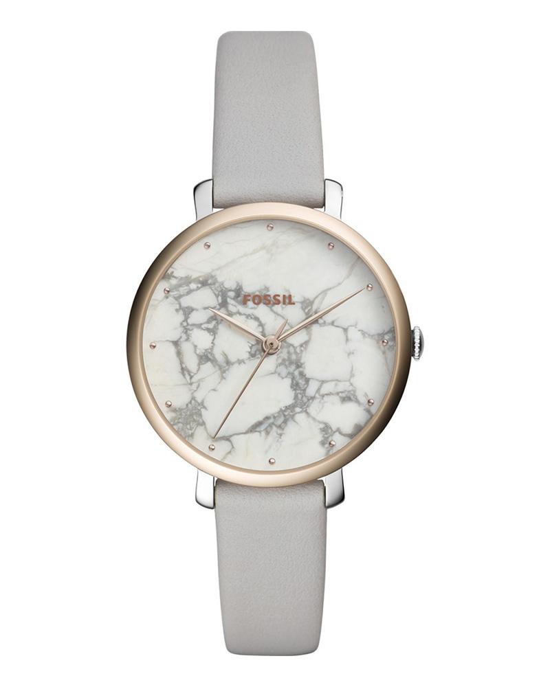Ρολόι FOSSIL Jacqueline Grey ES4377   brands fossil
