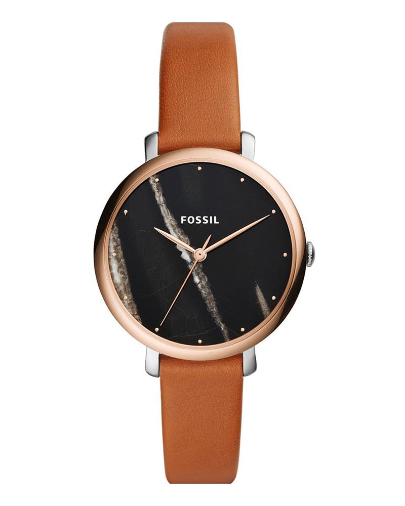 Ρολόι FOSSIL Jacqueline Brown ES4378   brands fossil