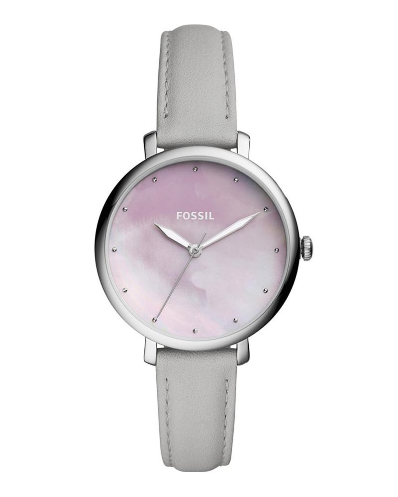 Ρολόι FOSSIL Jacqueline Grey ES4386   brands fossil