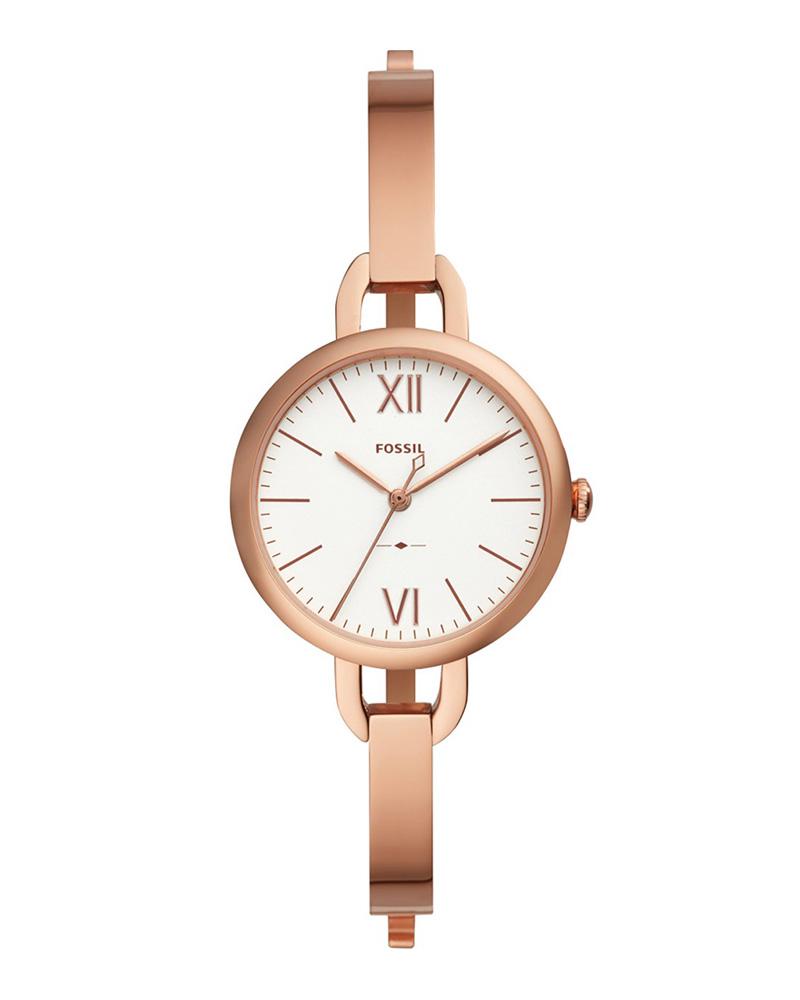 Ρολόι FOSSIL Annette Rose Gold ES4391   brands fossil