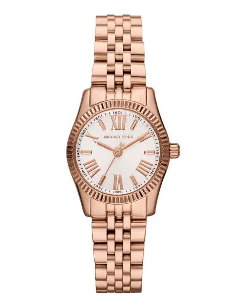 Ρολόι Michael Kors Lexington Glitz Rose Gold MK3230   brands michael kors