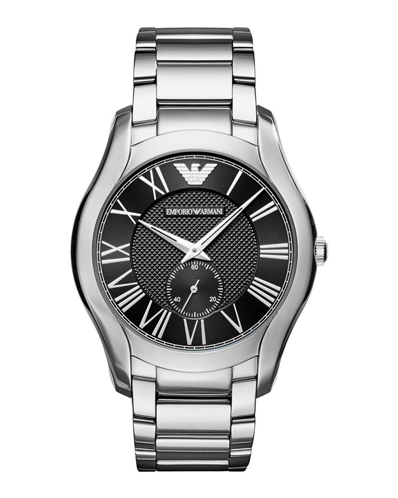Ρολόι Emporio Armani valente silver AR11086   brands emporio armani