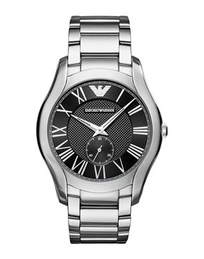 896e9ef7b2 Ρολόι Emporio Armani valente silver AR11086