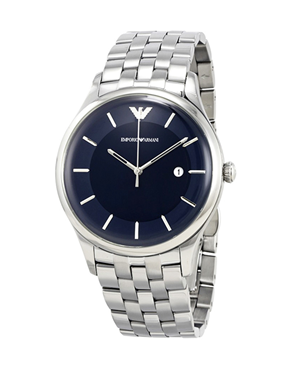 Ρολόι Emporio Armani Watch blue AR11019