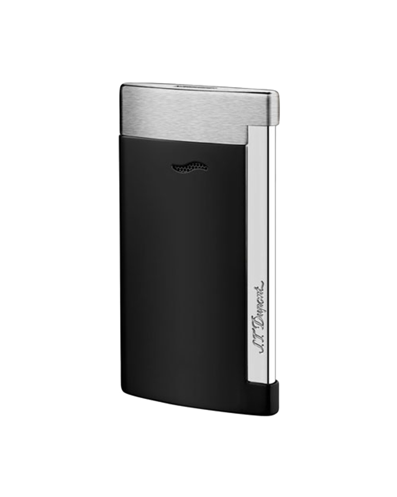 DUPONT Αναπτήρας 027710 Slim Matt Black   ανδρασ είδη καπνιστού