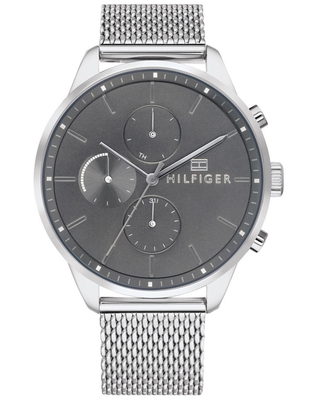 Ρολόι Tommy HILFIGER Mens Silver Stainless Steel 1791484   brands tommy hilfiger