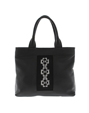 Sarakatsana handmade Tote leather bag TS00233