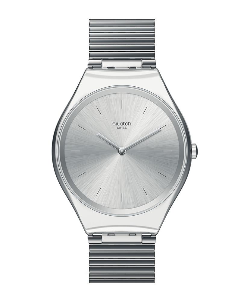 Ρολόι SWATCH Skinpole Silver SYXS103GG   brands swatch