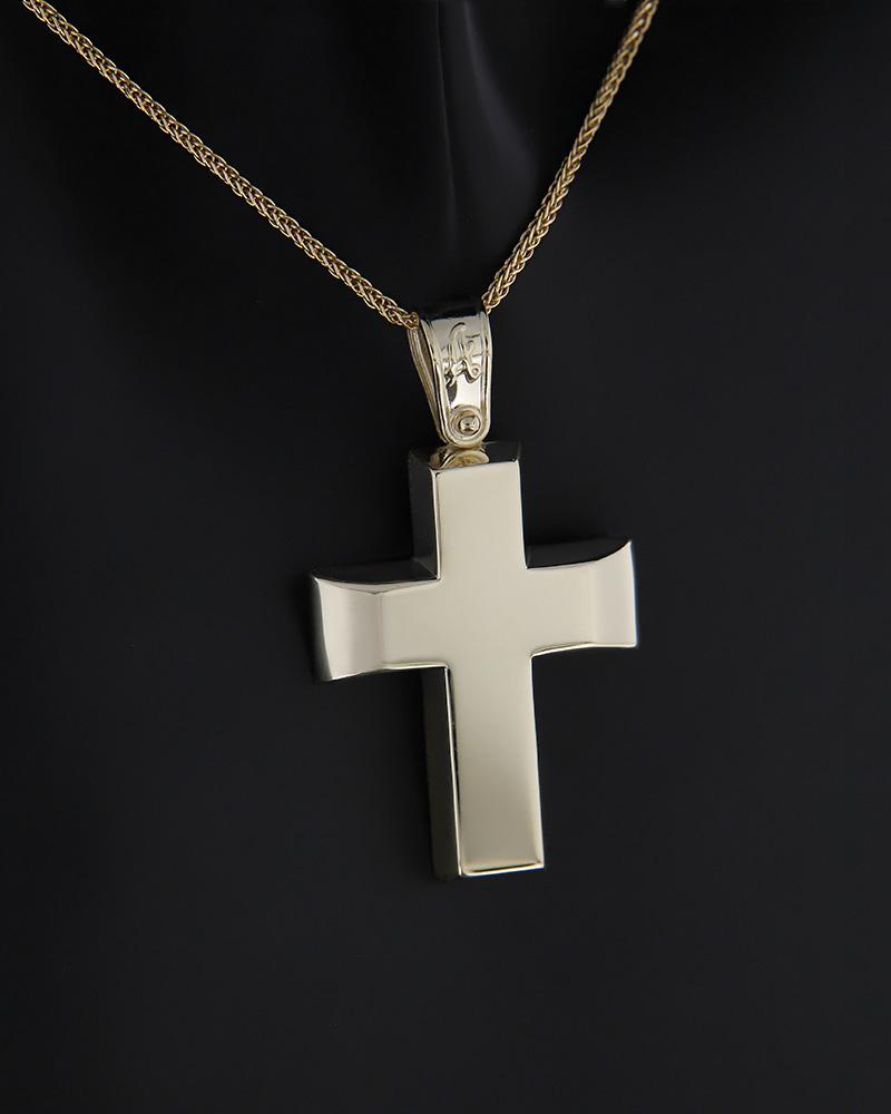 Σταυρός χρυσός Κ14   παιδι βαπτιστικοί σταυροί βαπτιστικοί σταυροί για αγόρι